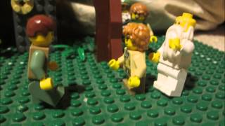 Lego Animation- The Death of CP3O