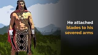 Galvarino The Warrior with Blades for Arms