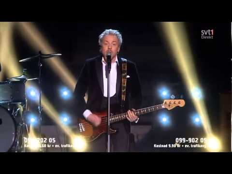 Eric Gadd &#8211; Vi kommer aldrig att frlora  Melodifestivalen 2013