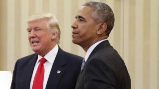 Trump delivers big blow to Obama