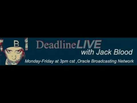 Impeach Obama over Libya, Prof Boyle tells Jack Blood on Deadline Live