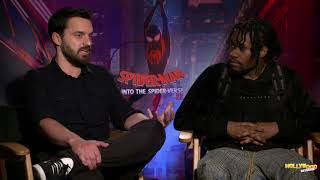 Jake Johnson Shows His 'Verse'-atility As New Spider-Man