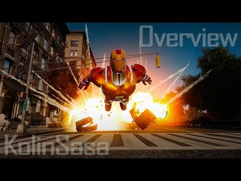 Iron Man IV v 2.0
