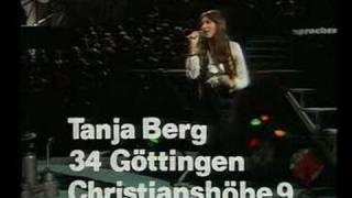 Tanja Berg - Ich hab Dir nie den Himmel versprochen