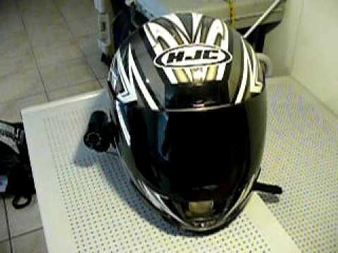 Helmet Cam Setup Motorcycle Helmet-cam Review