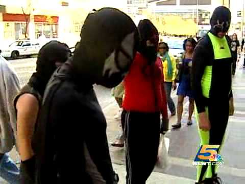 Cincinnati s Masked Super Hero: Part 3