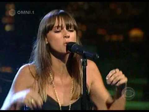Cat Power Living Proof Live on Letterman 06 13 06