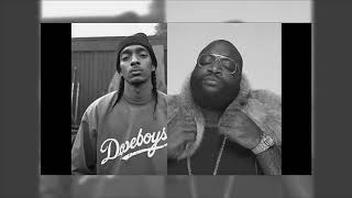 "[FREE 2019] Nipsey Hussle x Rick Ross Type Beat ""Funeral"""