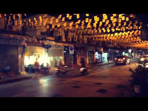 Night life in Khao San Road