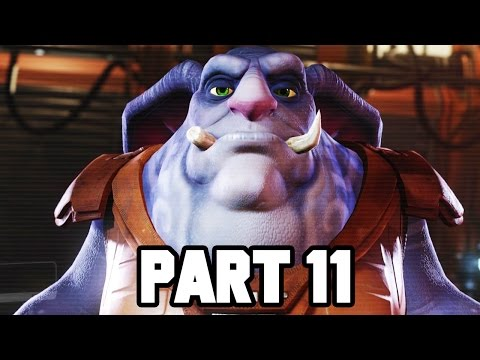 SWEET MAGNET BOOTS!! Ratchet and Clank Gameplay Walkthrough Part 11!! (PS4 1080p HD)