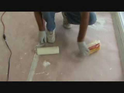 painting an interior wall the best roller cover to use youtube. Black Bedroom Furniture Sets. Home Design Ideas