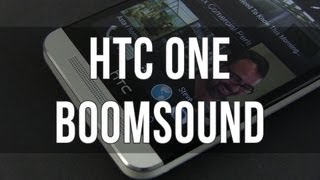 HTC ONE Beats Audio test, Boomsound speakers and Music Player