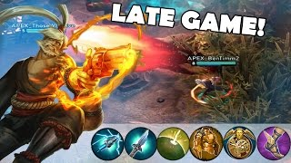 CP Ringo - The Late Game Comp! | Vainglory [RANKED]