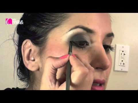 Como maquillar ojos pequeños paso a paso - How to Make Up Small Eyes Step by Step