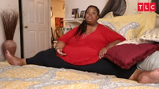 This Woman Needs To Get Moving Before Weight Loss Surgery | Family by the Ton