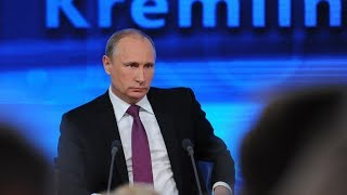Russian president Vladimir Putin holds annual Q&A session (Streamed live)