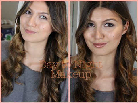 Day To Night Makeup - Quick Tips & Tricks