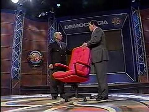 LEGADO DEL CMDTE. Entrega a Chávez de la Silla Caliente 06-DIC-1998
