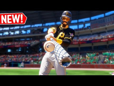 THE NEW CARBON FIBER BAT! MLB The Show 19 | Road To The Show Gameplay #106