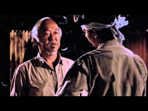 Karate Kid - Daniel's Training