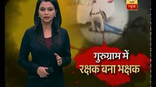 Shocking: Eyewitness Tell How Judge's Own Gunner Shot His Wife & Son On Road | ABP News
