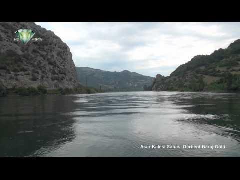 Asar Kalesi Sahası Derbent Baraj Gölü