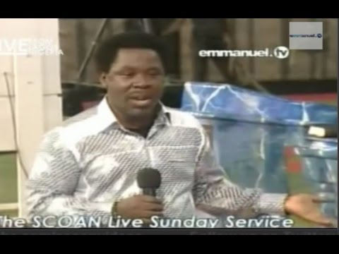 Scoan 24 08 14: Tb Joshua At The Altar, Personnal Prophesies & Deliverance, Emmanuel Tv video