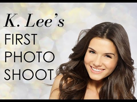 Miss Teen USA 2014 K. Lee Graham's First Photoshoot