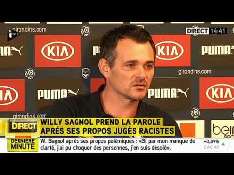 """Polémique sur les joueurs africains : Willy Sagnol est """"désolé"""" mais tacle Lilian Thuram"""
