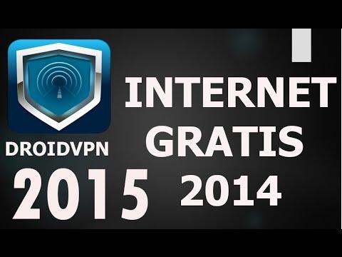 [DroidVPN] Internet gratis 2014// UDP Full ||AndroidStudios