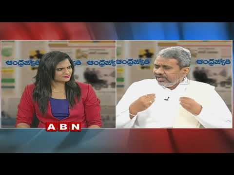 ABN Debate On MP GVL Narasimha Rao Statements On Andhra Pradesh Politics | Public Point | Part 2