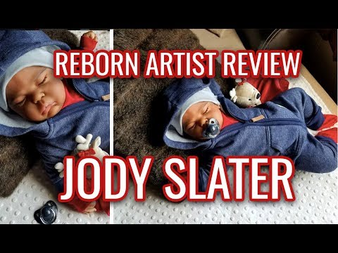 Reborn Artist Review: Jody Slater of Heavenly Butterflies Nursery
