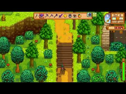 Stardew Valley [70]: Working From Home