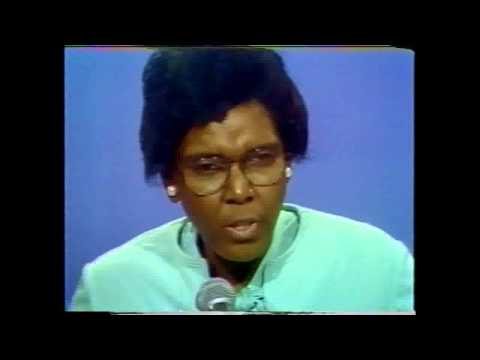 Barbara Jordan, Democratic National Convention Keynote Speech, 1976, part 1