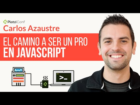 El camino a ser un pro en Javascript | Conferencia en PlatziConf, Febrero 2015