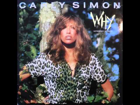 Carly Simon -_-  Why Extended Version 1982