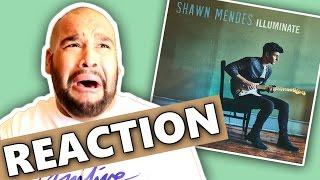 Download Lagu SHAWN MENDES - ILLUMINATE ALBUM [REACTION] Gratis STAFABAND