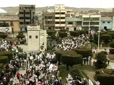 ONPE 2004: Después de la tragedia, elecciones complementarias en Ilave