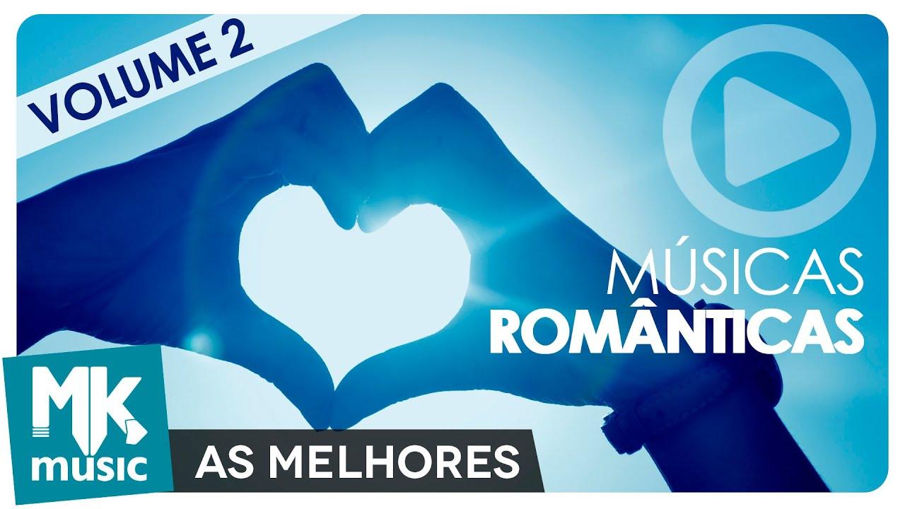 AS MELHORES MÚSICAS ROMÂNTICAS VOL. 2 - GOSPEL EVANGÉLICAS ❤ ATUALIZADA ❤ (Monoblock)
