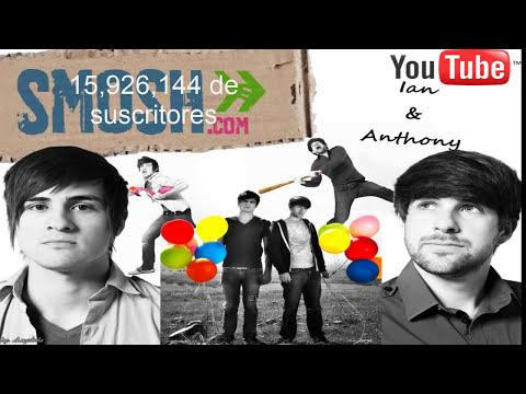 Los 10 Canales De Youtube Con Mas Suscriptores [2014][HD]