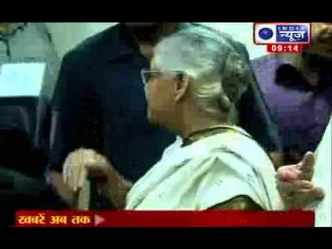 India News: Sheila Dikshit on Food Security Bill in Delhi