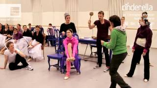 Cinderella - The rehearsals (part 1)