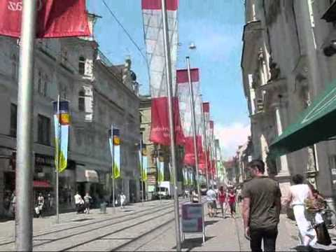 Travel Austria: Graz -- the Capital of Styria