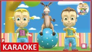 KARAOKE    If You're Happy   Nursery Rhymes for Kids Songs