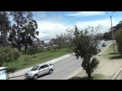 A tour around Cuenca, Ecuador