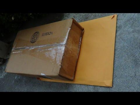 PO Box Pick-Ups 8/29/14