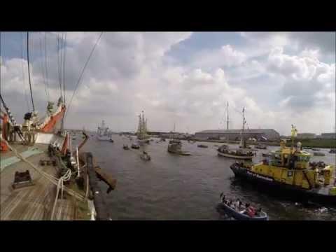Bremerhaven Amsterdam SAIL2015