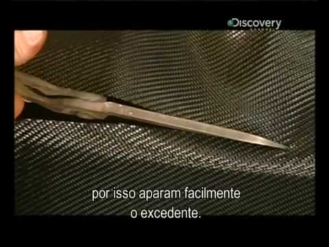 How to make carbon fiber parts