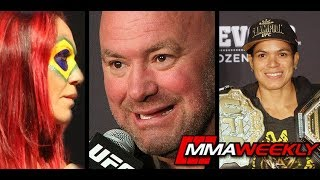 "Dana White: ""I Don't Blame Cyborg for Not Wanting (to Fight Amanda Nunes)""  (UFC 239)"