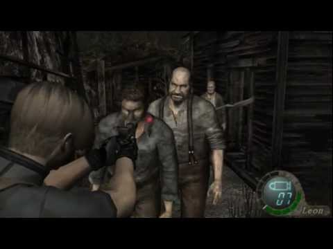 Resident evil 4 Profesional NO DAMAGE Capitulo 1-3